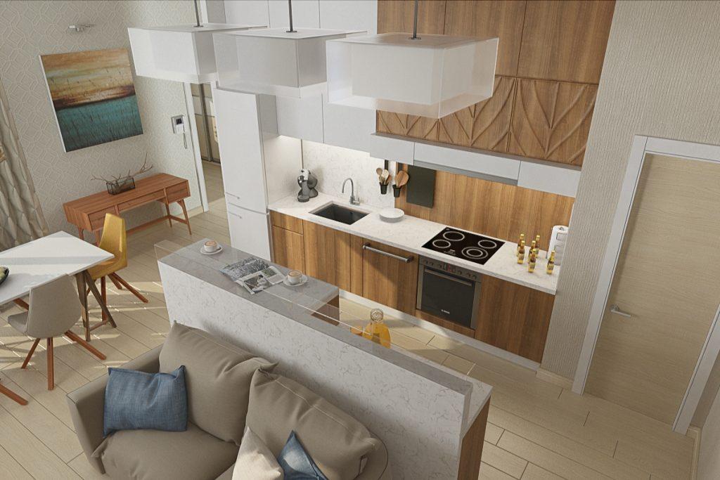 Дизайн квартир студий